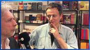 Rencontre avec Yann Autret dans les allées de la Foire