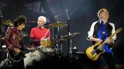 Les Rolling Stones rendent hommage à Bobby Womack à Werchter Classic