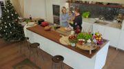 Cuisse de canard confites, légumes et gratin dauphinois