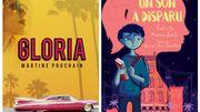 'Gloria', 'Un son a disparu', deux livres à mettre entre les mains de vos enfants
