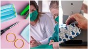 Coronavirus : les tutoriels à suivre pour fabriquer son propre masque de protection