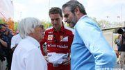 Ecclestone attaque Mercedes et Ferrari