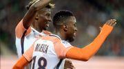 Montpellier s'impose à Saint-Etienne grâce à un but d'Isaac Mbenza