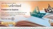 Amazon s'apprête à lancer une offre de lecture illimitée