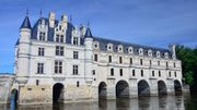 France: le Château de Chenonceau menacé par la sécheresse