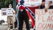 Le drapeau confédéré, une bannière qui divise toujours l'Amérique