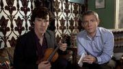 """Le retour de """"Sherlock"""" envisagé pour Noël 2015"""