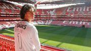 Svilar a signé pour cinq ans à Benfica