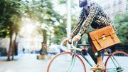 Une sonnette pour vélo d'un autre type : un klaxon de 140 décibels, de quoi surprendre