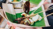 Satay végétarien : un laboratoire expérimente des plats asiatiques sans viande