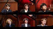 Les concertos de la finale du Concours Reine Elisabeth 2021 piano