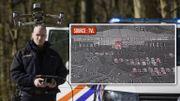 En Flandre, la police déploiera des drones lors des fêtes de fin d'année : est-ce nécessaire ou ça va trop loin ?