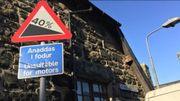 Découvrez la rue la plus raide du monde, au Pays de Galles
