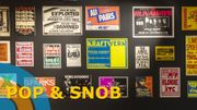 Pop & Snob en mode Punk