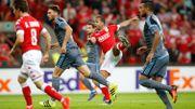 Une bonne équipe du Standard partage face au Celta Vigo de Bongonda