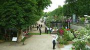 L'événement Jardins, Jardin aux Tuileries à Paris
