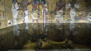 A la recherche de Néfertiti: première analyse encourageante en Egypte