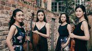 Le quatuor Esmé : en concert au Festival Musiq3 : ce dimanche à 16h