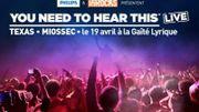 """""""You Need To Hear This"""", la nouvelle plateforme musicale des Inrocks et de Philips"""