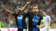 Folle fin de match et qualification de Bruges pour les barrages de la Champions League