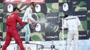 """Mercedes """"aurait pu faire un doublé"""", estime Hamilton"""