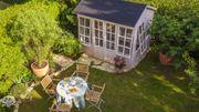Et si vous investissiez dans un bureau de jardin?