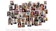"""La campagne """"Artistes du cœur"""" a permis de récolter 121.732euros"""