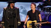 Les dernières images de Springsteen et Clarence Clemons