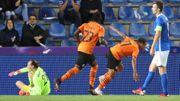 Champions League: le Shakhtar Donetsk renverse Genk et prend une option avant le match retour (1-2)