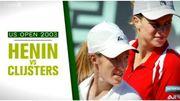 Us Open 2003: Henin-Clijsters, bis repetita