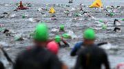 Un Ironman aux lacs de l'Eau d'Heure en 2020