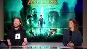 """Focus sur """"Aquanox Deep Descent"""", un jeu de tir sous-marin"""