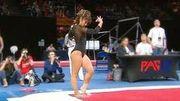 [Zapping 21] Cette gymnaste réalise une chorégraphie incroyable sur un medley de Michael Jackson