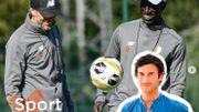 Mbaye et Arnaud Bovy font l'actualité sportive du Weekend