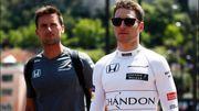 """Vandoorne : """"Une très bonne qualif malgré le crash en Q2 !"""""""