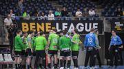 Handball: pas de titres de champions décernés au terme de la saison