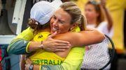 L'Australie bat la Biélorussie dans le double décisif et retrouve la finale de la Fed Cup