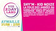 Yes2Day'Land Festival