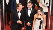 Cannes 2019: Brad Pitt, Leonardo DiCaprio et Margot Robbie, stars de la Croisette