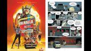 Comics Street: Valhalla Hôtel