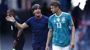 Thomas Müller furieux après son éviction de la Mannschaft