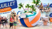 14eme édition de l'Open Beach se tiendra au Marché couvert de Hannut les 5, 6, 7 juillet
