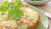 Recette: Croquettes de pommes de terre aux herbes