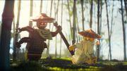 """""""Lego Ninjago"""": un film d'animation pour les grands enfants"""