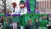 La Saint Patrick s'invite à Marche-en-Famenne !