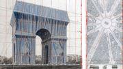 Christo devra attendre un an pour emballer l'Arc de triomphe