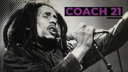 "Bob Marley rassure une femme dans ""No Woman No Cry"""