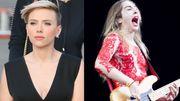 Ecoutez un titre de The Singles, le Girls Band ultra-pop de Scarlett Johansson