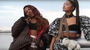 """Ariana Grande dévoile le clip de """"Monopoly"""" avec Victoria Monét"""