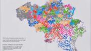 Le ministre de l'Intérieur, Melchior Wathelet, a transmis la carte des zones de délestage aux gouverneurs de province.